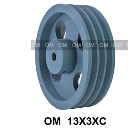 V Groove Pulley 13x3xc
