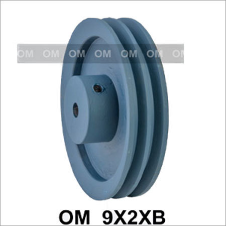 9x2xB - V Groove Pulley