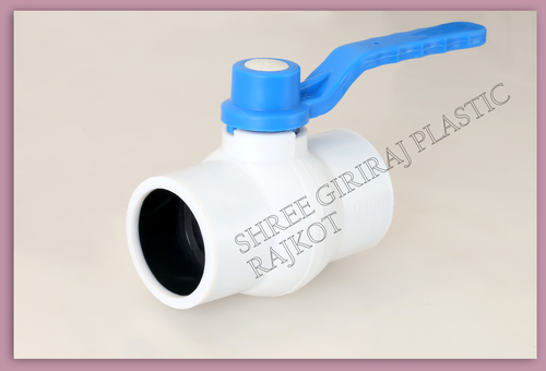 PP Long Handle Ball Valve
