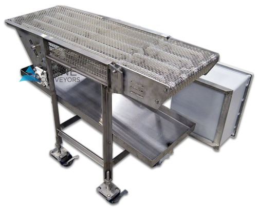 Wire Mesh Belt Conveyors