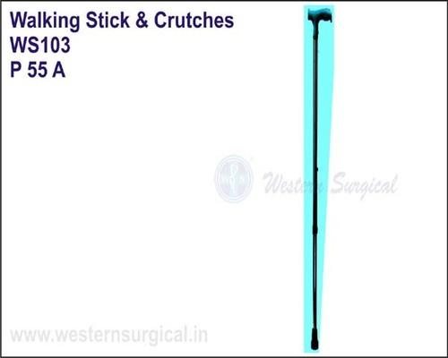 WALKING STICK & CRUTCHES