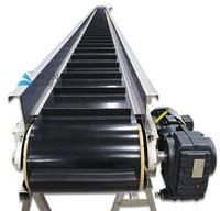 Clited Belt Conveyor