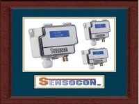 Sensocon USA Differential Pressure Transmitter Series DPT10-R8 - Range 0 - 622 Pa