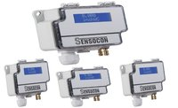 Sensocon USA Differential Pressure Transmitter Series DPT1-R8 - Range  -1.25 - 1.25 mbar