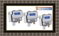 Sensocon USA Differential Pressure Transmitter Series DPT1-R8 - Range  -2.5 - 2.5 mbar