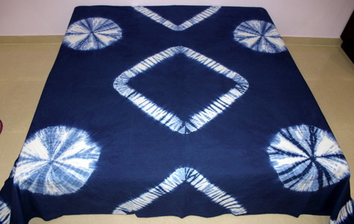 Cotton Tie Dye Fitted Bedsheet