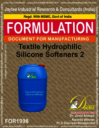 Textile Industry Hydrophilic Silicon Softener 2