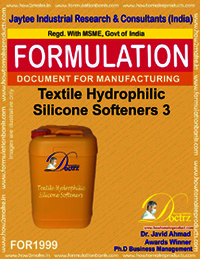 Textile Industry Hydrophilic Silicon Softener 3