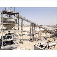 Concrete Belt Conveyor
