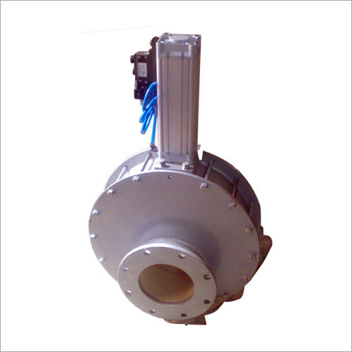 Round Knife Gate Valve