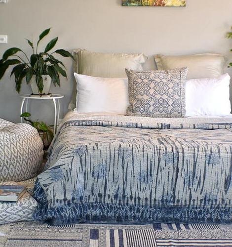 Tie Dye Cotton Bedsheet
