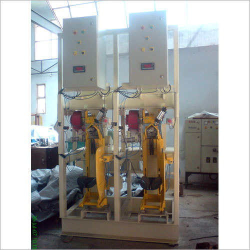 Double Spout Packing Machine