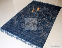 Printed Handmade Cotton Rugs