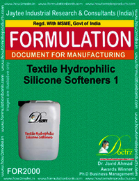 Textile Hydrophilic Silicone Softeners I