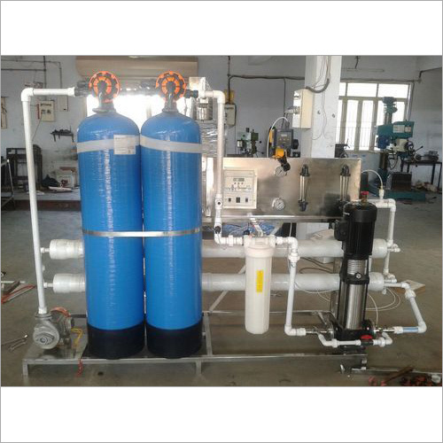 Packaged Drinking Water Plant FRP