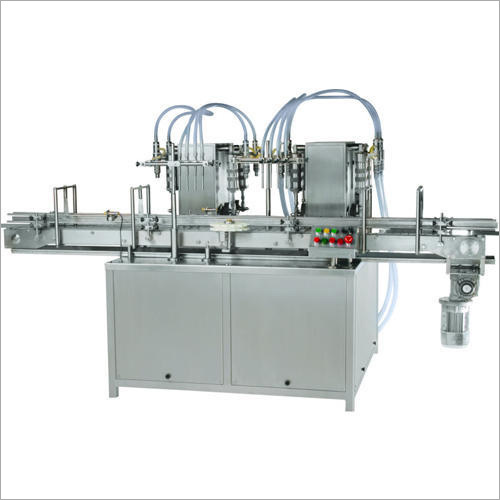 Automatic Bottle Filling Machines