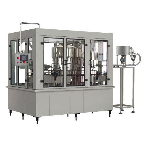Juice Filling Machine and Plants