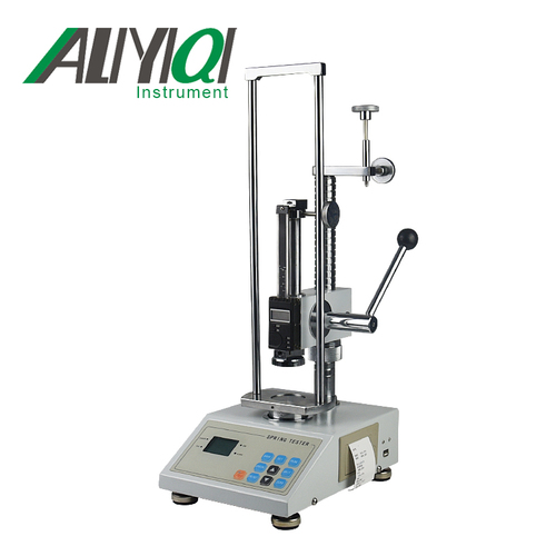 Motorized Digital Display Spring Tensile Tester