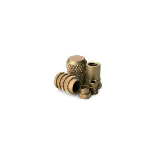 Brass Rubber Insert Manufacturer