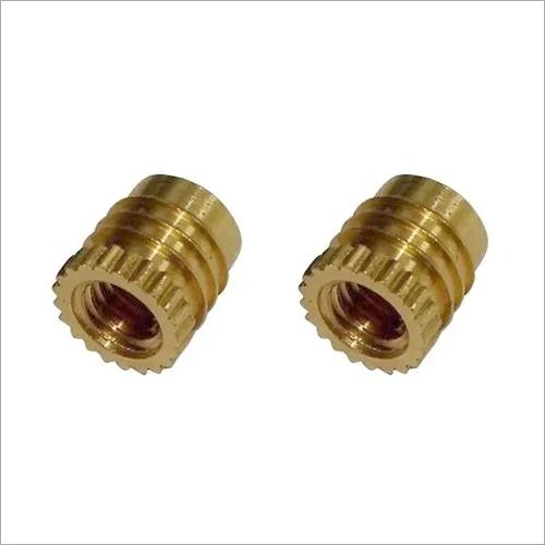 BI-6 Brass Insert for Rubber