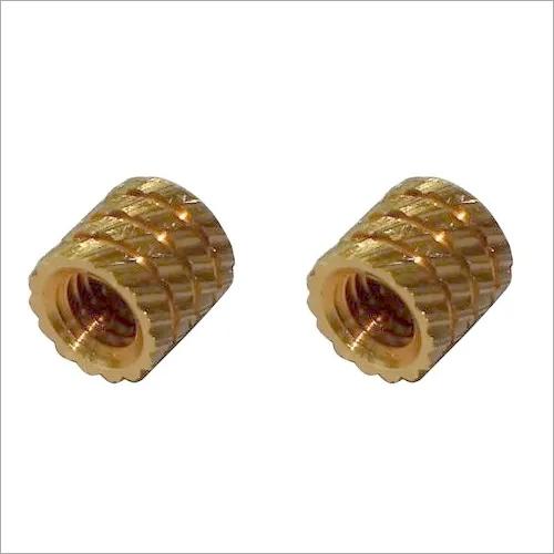 BI-7 Brass Insert for Rubber