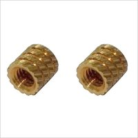 Brass Rubber Inserts Manufacturer In India