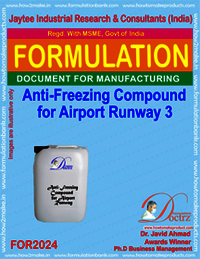 Anti-Freeze Compound For Airport Runway 3