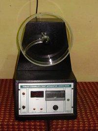 Tablet Friability Test Apparatus