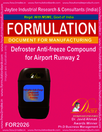 Defroster Anti-Freeze Compound For Airport Runway 2