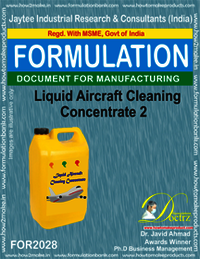 Liquid Aircraft Cleaning Concentrate 2
