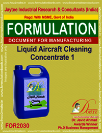 Liquid Aircraft Cleaning Concentrate 1