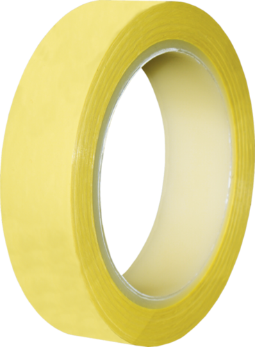 Yellow Polyester Tape