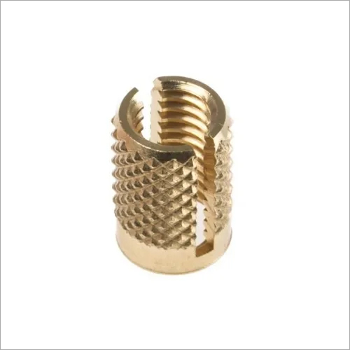 BPI-3 Brass Press-in Insert