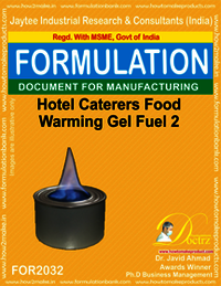 Hotel Caterers Food Warming Gel Fuel 2