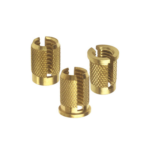 Brass Knurling Threaded Inserts