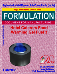 Hotel Caterers Food Warming Gel Fuel 3