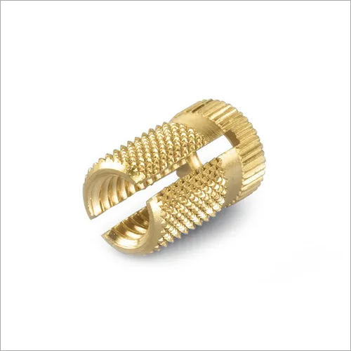 Brass Inserts For Plastic Manufacturer In Gujarat