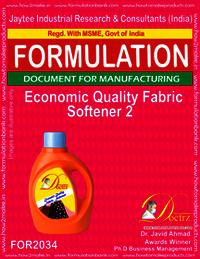Economic Quality Fabric Softener 2