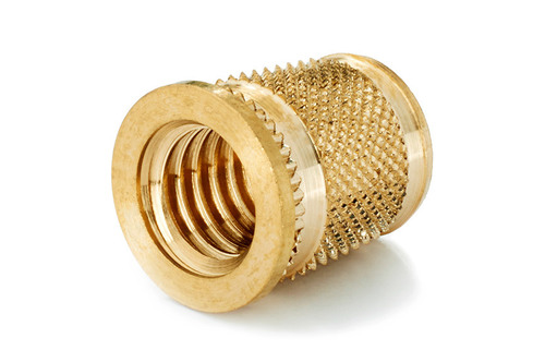 Brass Inserts For Plastic Manufacturer In India