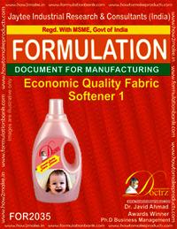 Economic Quality Fabric Softener 1