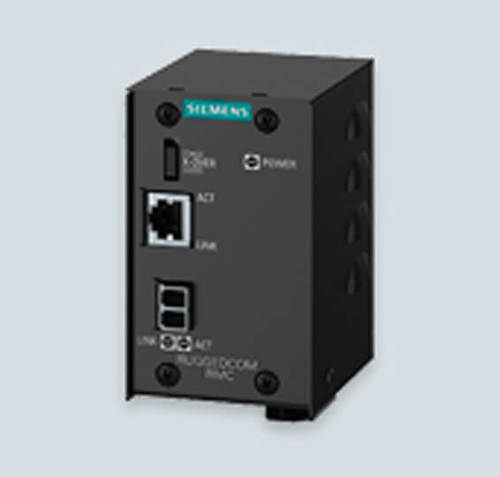 Siemens Ruggedcom RMC fiber optic media converter
