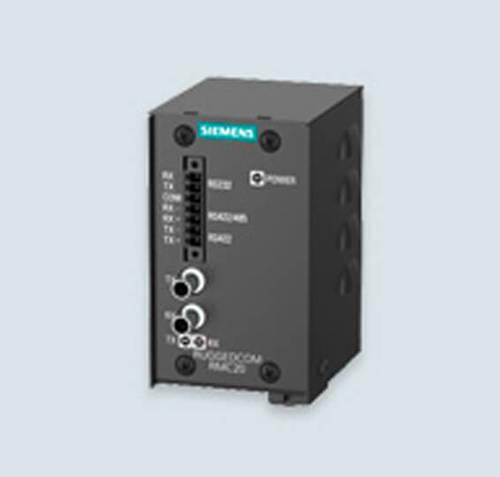 Siemens Ruggedcom RMC20 media converter