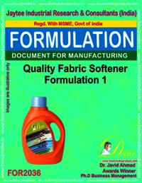 Quality Fabric Softener 1