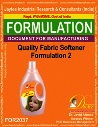 Quality Fabric Softener 2