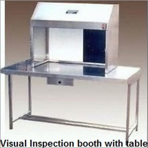 Visual Inspection Table