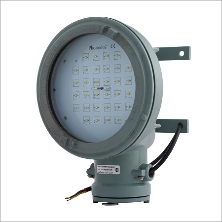 60W Flameproof LED Light - Bulkhead Fitting