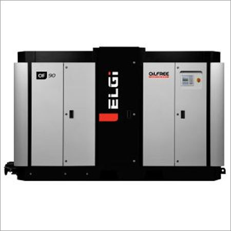 Two Stage Water Cooled Screw Compressor