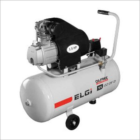 Direct Drive Oil Free Piston Compressors