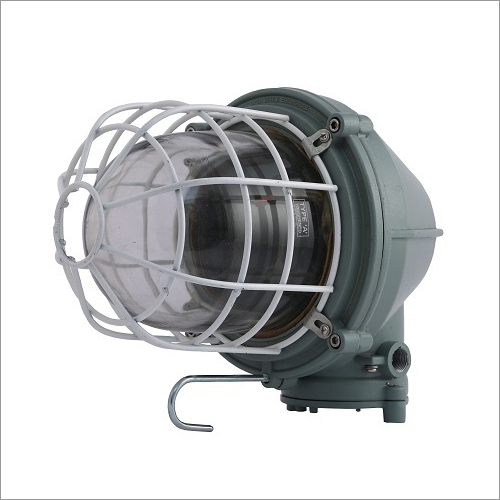 60W Flameproof LED Light - Wellglass Fitting