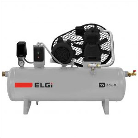Single Stage Belt Drive Piston Compressors